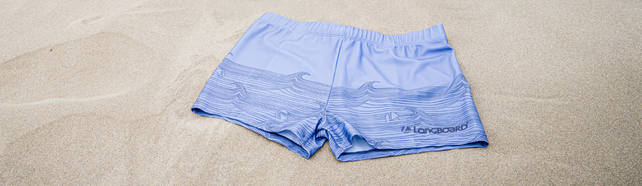 Shorty and swim briefs