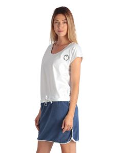 Robe femme French Surf blanche
