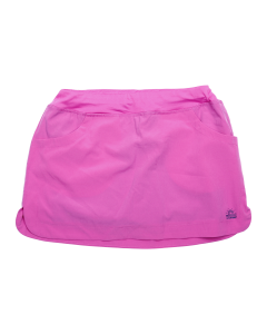 "Fushcia Skort Girl ""Florida Beach"""