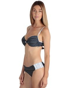 White women's 2-piece swimsuit