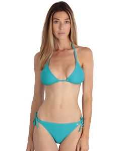 Mint green women's 2-piece swimsuit Magic Print