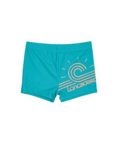 "Mint Green Boy Swimming Shorty ""Essentials"""
