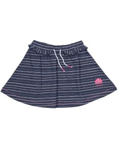 "Striped Navy Girl skirt ""Marin"""